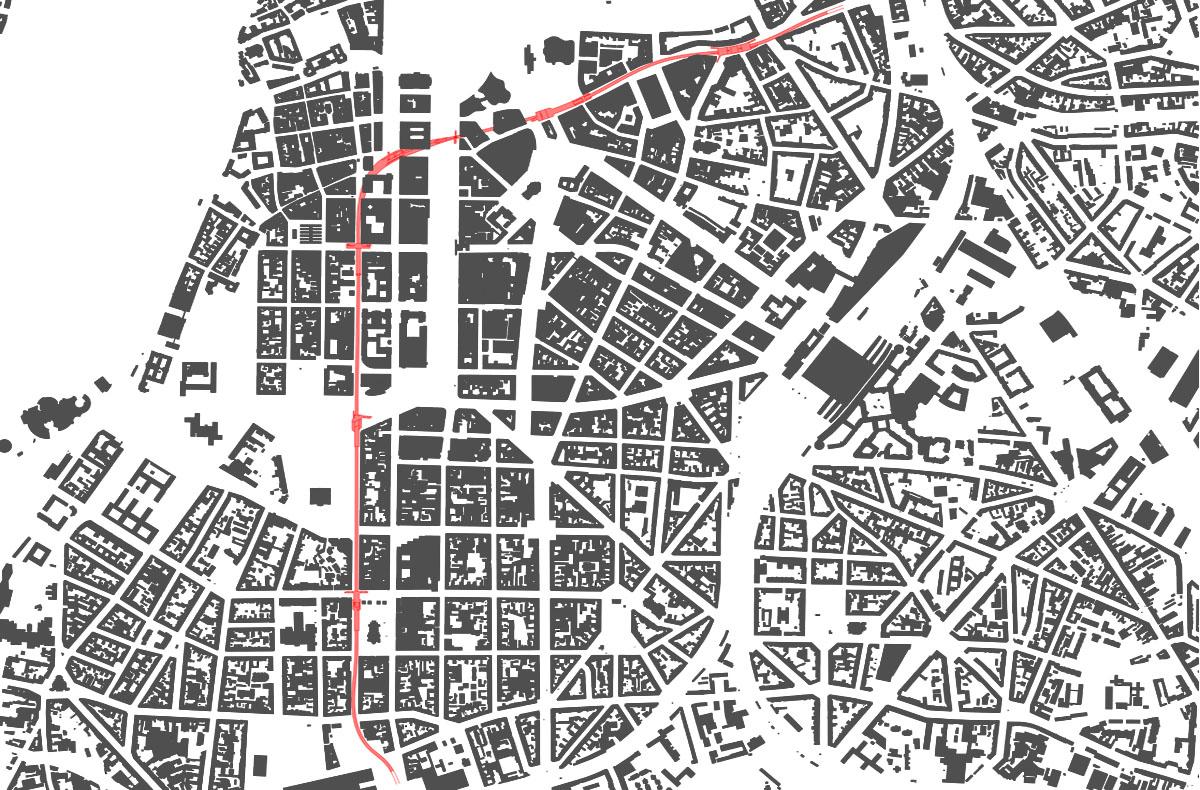 Dusseldorf Subway Map Kirchplatz.Wehrhahn Line Dusseldorf Netzwerkarchitekten
