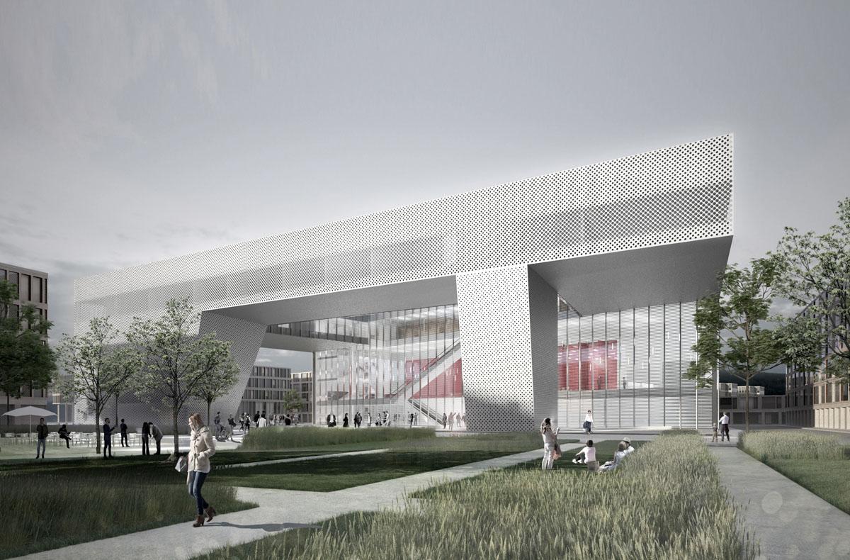 Netzwerkarchitekten architekturb ro darmstadt - Architekturburo heidelberg ...